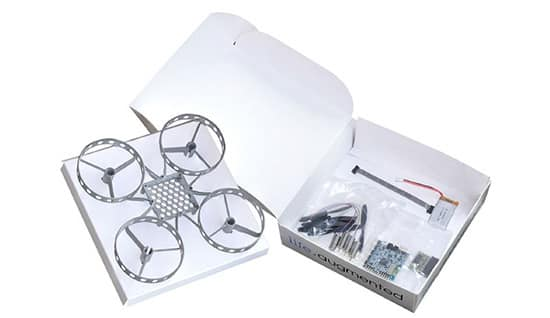 Image of Build Your Own Mini-Drone
