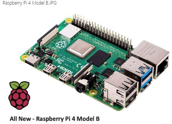 "Raspberry Pi 4 vs Raspberry pi 3 ""A New Slice of Pi"""